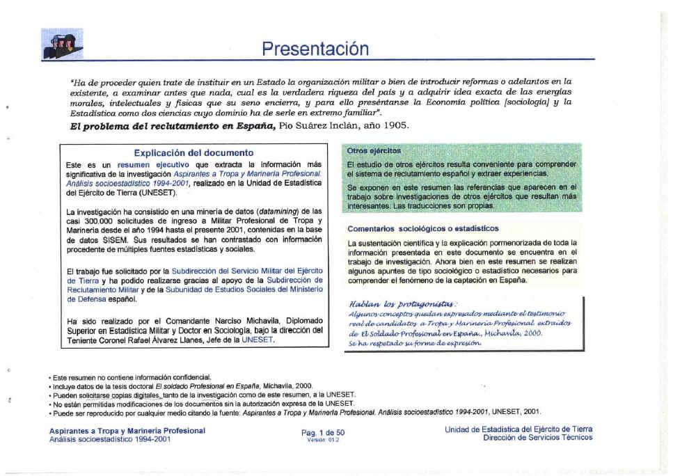 Está viendo imagenes del articulo: Resultados de la profesionalización